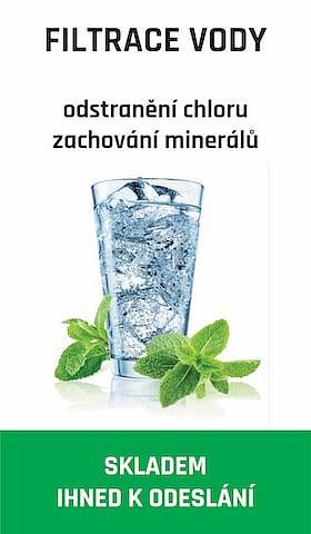Filtrace vody F1